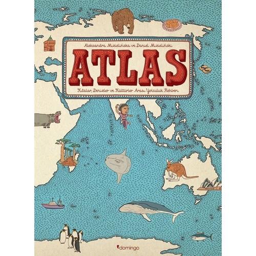 Atlas - Aleksandra Mizielińska Daniel Mizieliński