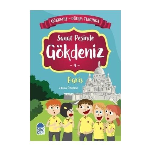 Gökdeniz Paris Turunda / 2. Sınıf Okuma Kitabı - Vildan Özdemir