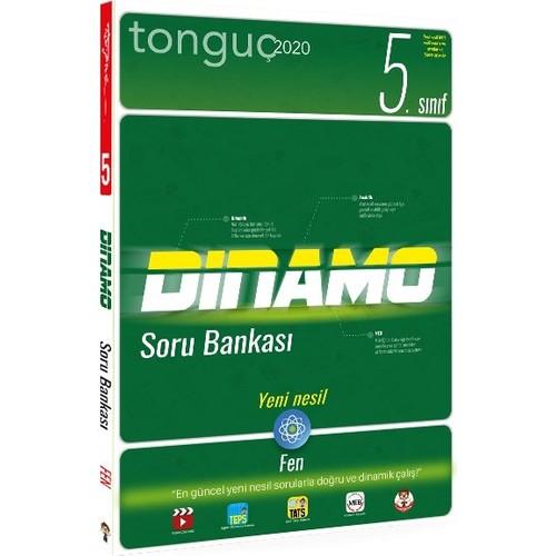 5. Sınıf Fen Bilimleri Dinamo Soru Bankası Tonguç Akademi
