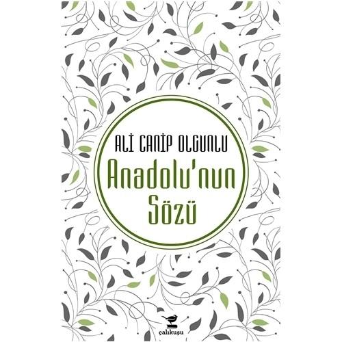 Anadolu'nun Sözü