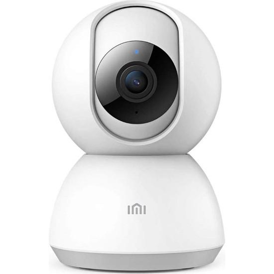 Xiaomi IMI Smart Home 360 Derece Dönebilen Kızılötesi Gece Görüşlü IP Kamera HD 1080p - Distribütör Garantili