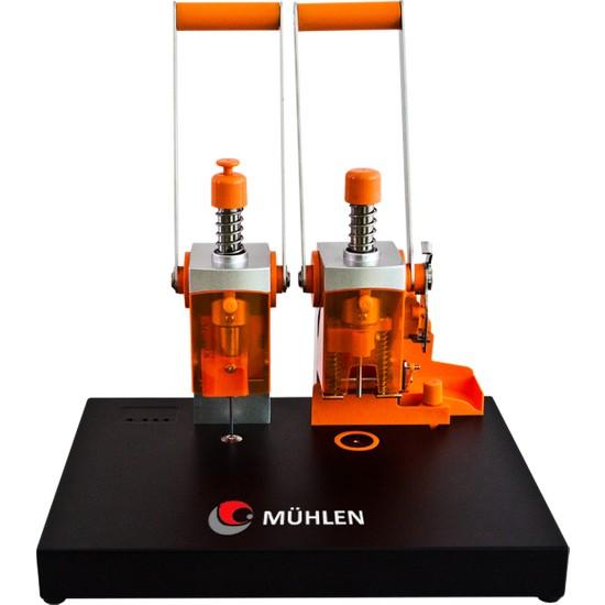 Mühlen Cd 400 Isısal Ciltleme Ve Perçinleme Makinesi