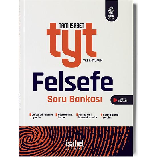 İsabet Yayıncılık TYT Felsefe Soru Bankası