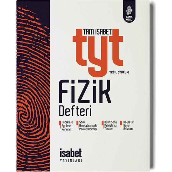 İsabet Yayıncılık TYT Fizik Defteri