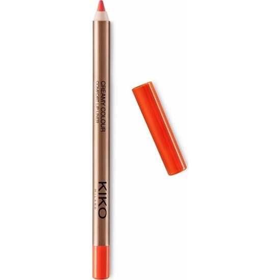 Kiko Creamy Colour Comfort Dudak Kalemi - 306