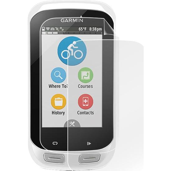 Ipg Garmin Edge Explore 1000 Bundle - Bisiklet Bilgisayarı Anti-Glare (Mat) Ekran Koruyucu (2 Adet)