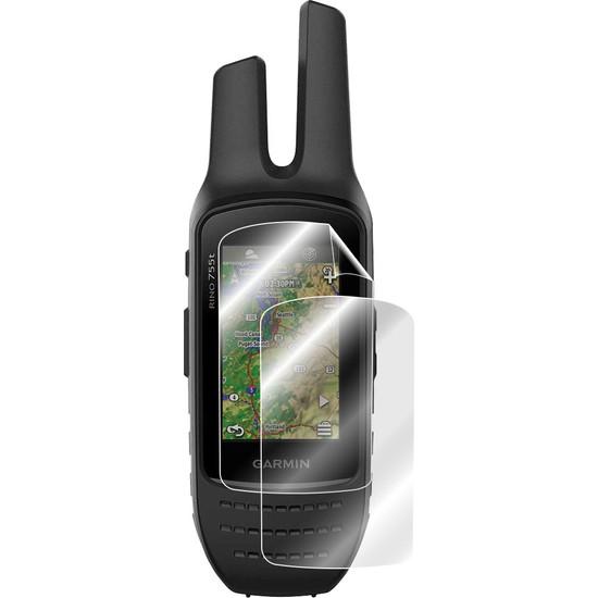 Ipg Garmin Rino 755T El Tipi Gps Cihazı Navigator Ekran Koruyucu (2 Adet)