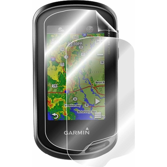 Ipg Garmin Oregon 700/750 / 750T El Tipi Gps Cihazı Navigator Ekran Koruyucu (2 Adet)