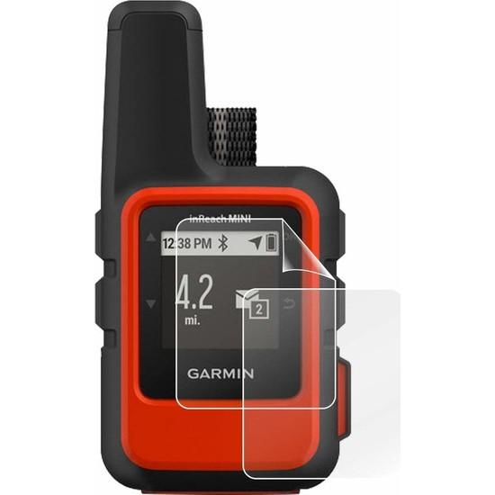 Ipg Garmin Inreach Mini El Tipi Gps Anti-Glare (Mat) Ekran Koruyucu (2 Adet)