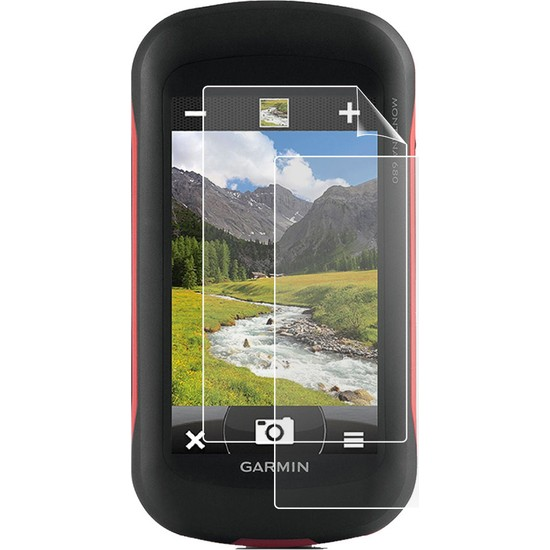 Ipg Garmin Montana 680 / 680T El Tipi Gps Cihazı Anti-Glare (Mat) Ekran Koruyucu (2 Adet)