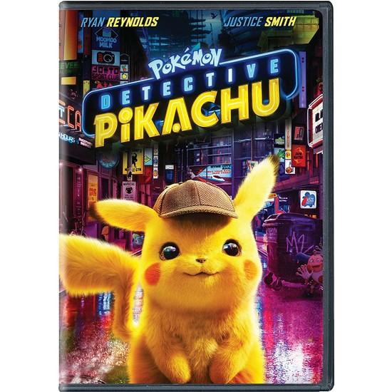 Detective Pikachu - Dedektif Pikachu DVD