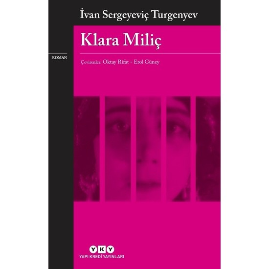 Klara Miliç - İvan Sergeyeviç Turgenyev