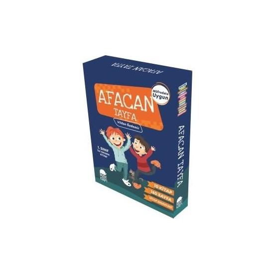 Afacan Tayfa 1. Sınıf İlk Okuma Seti (10 Kitap) - Vildan Özdemir