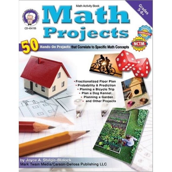 Math Projects Gr. 5-12