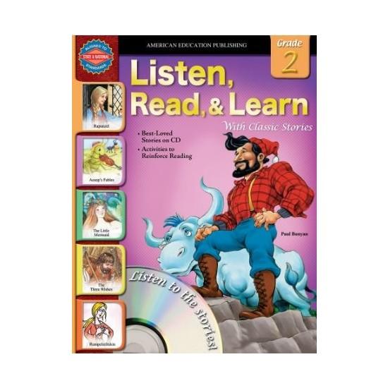 Lısten Read Grade 2