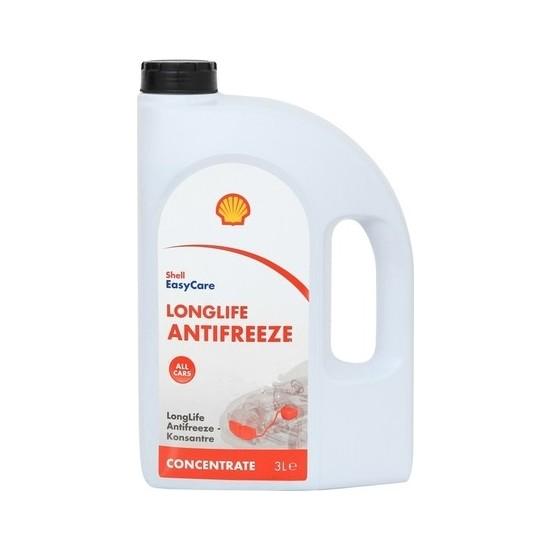 Shell Antifiriz Kırmızı - 3 Lt