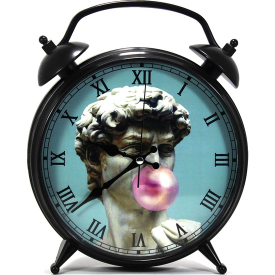 Modaroma Michel Angelo-David Bubble Gum Heykel Duvar Saati