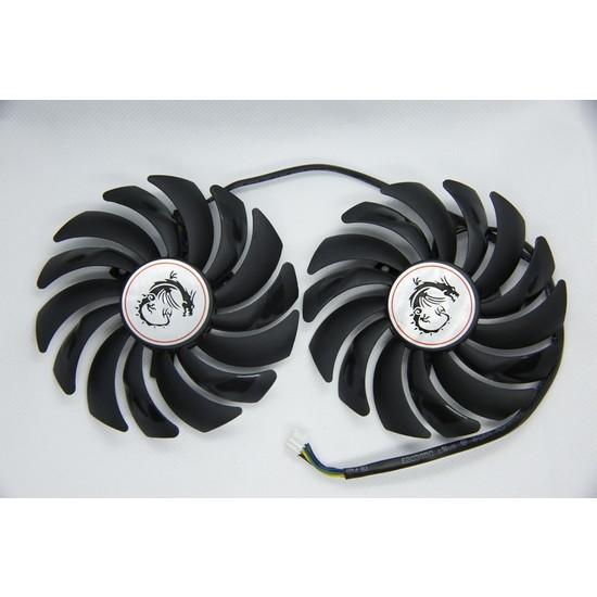 MSI GTX 1060 GAMING X 6G FAN PLD10010S12HH