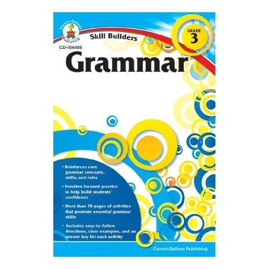 Skıll Buılder Grammar Grade 3