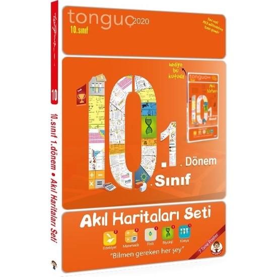 10. Sınıf 1. Dönem 10.1 Akıl Haritaları Seti Tonguç Akademi