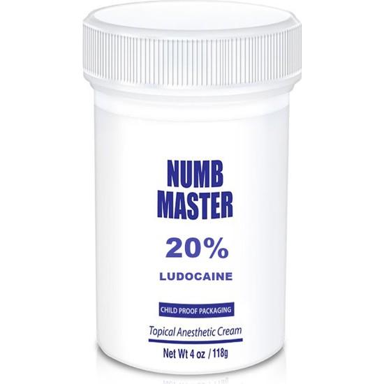 Master Anestezi Krem-%20 Ludokain
