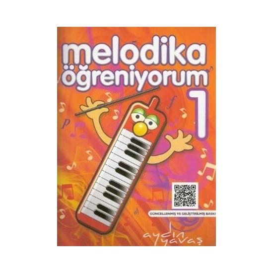 Melodika Öğreniyorum 1 (Renksiz)