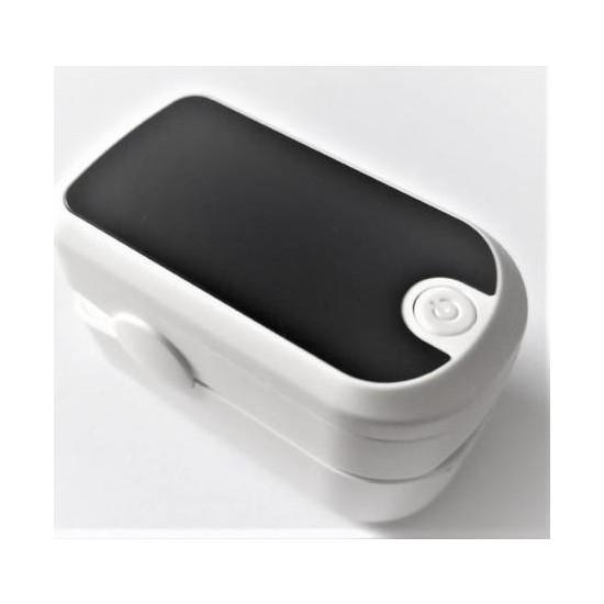 Endostall Pulse Oksimetre Parmak Tipi Led Ekranlı Alarmlı Endostall Beyaz