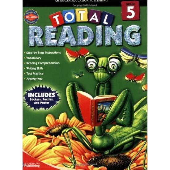 Total Reading Grade 5