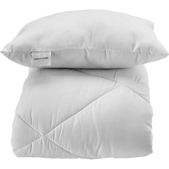 Karaca Home Micro Bebek Yorgan ve Yastık Seti