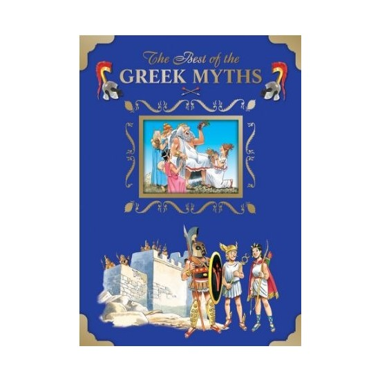 The Best Of The Greek Myths