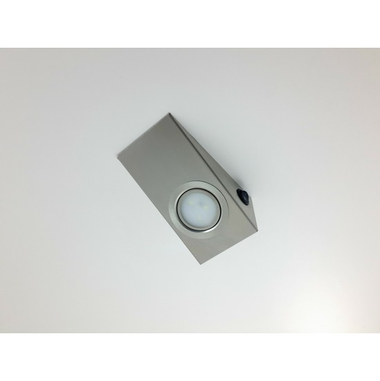 Yiğit Tezgah Altı Konik Spot Paslanmaz 3W LED 220V