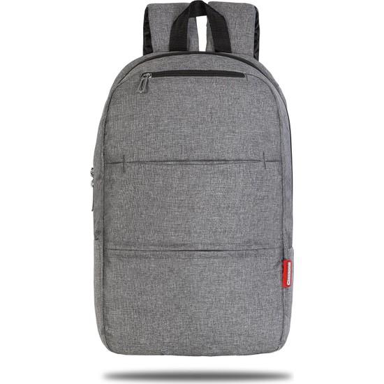 """Classone CasettoPR-C160415,6"""" Notebook Çantası Gri"""