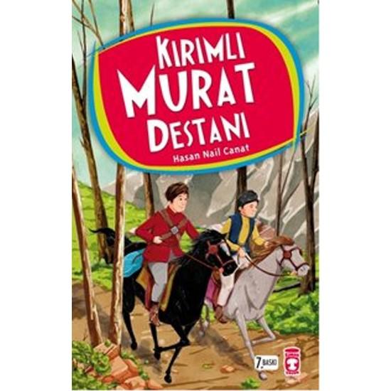 Kırımlı Murat Destanı-Hasan Nail Canat