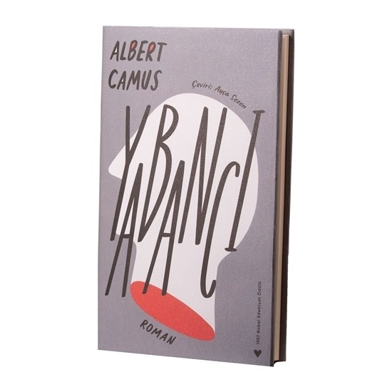 Yabancı (Ciltli Baskı) - Albert Camus