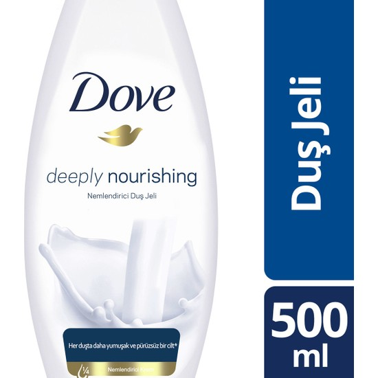 Dove Deeply Nourishing Nemlendirici Duş Jeli 500 ML
