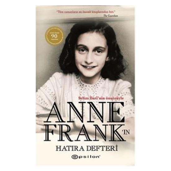 Anne Frank'in Hatıra Defteri - Anne Frank