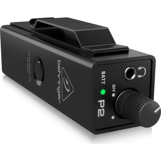 Behringer Powerplay P2 In-Ear Kulak Içi Monitör Amfisi Beltpack