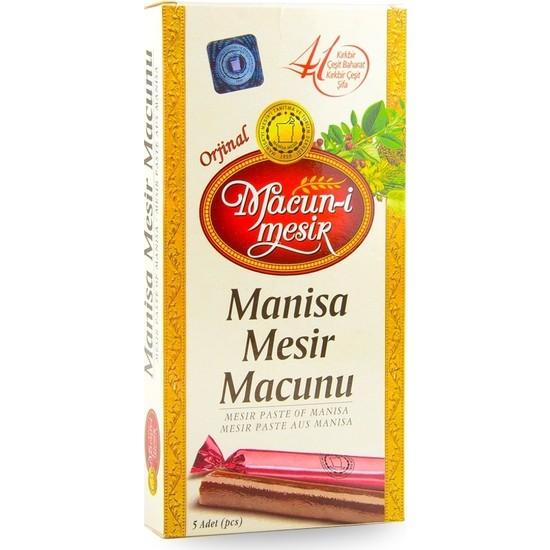 Macun-i Mesir Manisa Mesir Macunu 5'li Çubuk 105 gr