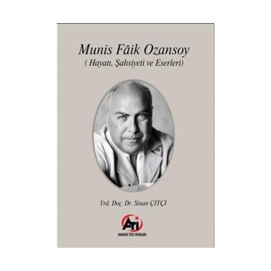 Munis Faik Ozansoy