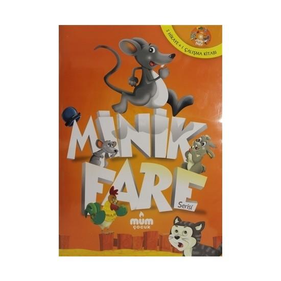 Minik Fare Serisi (6 Kitap + 1 CD Takım)