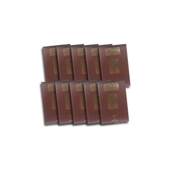 Ansiklopedik Kur'an Kavramları ve Güncel Yansımaları (10 Cilt Takım)