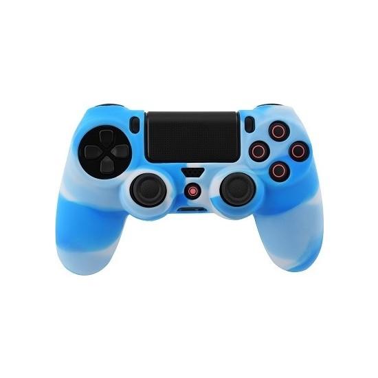 Dobe Sony PS4 Joystick Silikon Koruyucu Kılıf Kamuflaj MB