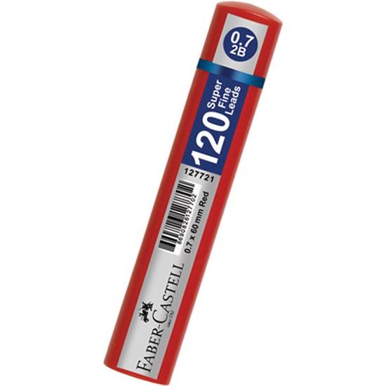 Faber-Castell 120'li Min 0,5 Kırmızı