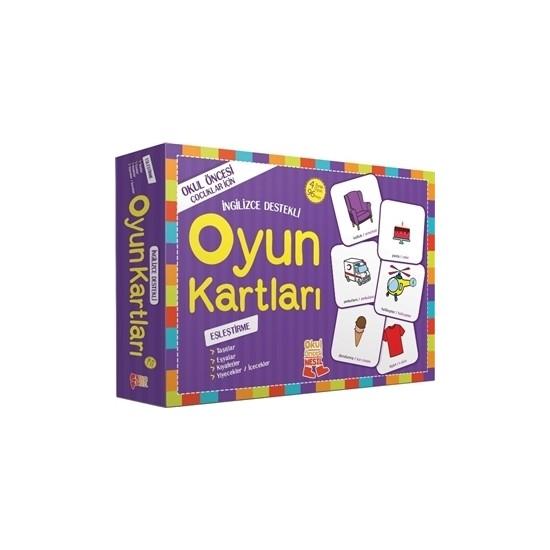 Oyun Kartları - Eşleştirme