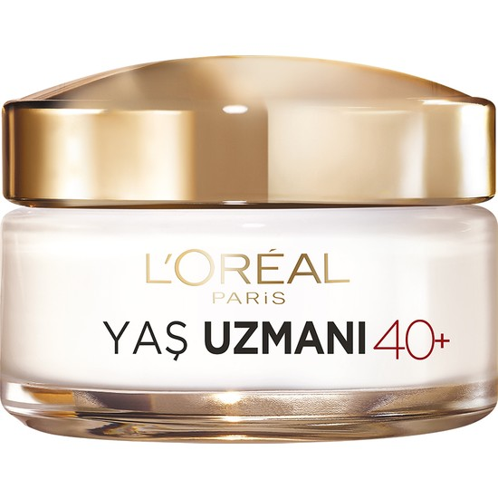 L'Oréal Paris Yaş Uzmanı Kırışıklık Karşıtı Sıkılaştırıcı Krem 40+ 50ml