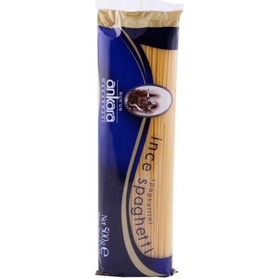Nuh'un Ankara İnce Spaghetti 500 Gr