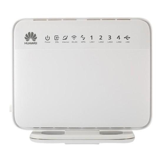 Huawei HG658 V2 VDSL/ADSL 4 Port 300MBPS Modem