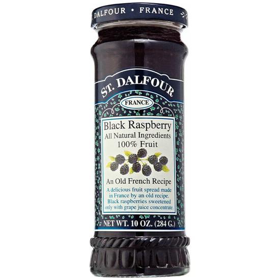 St. Dalfour Mavi Böğürtlen Reçeli 284 Gr. Şekersiz