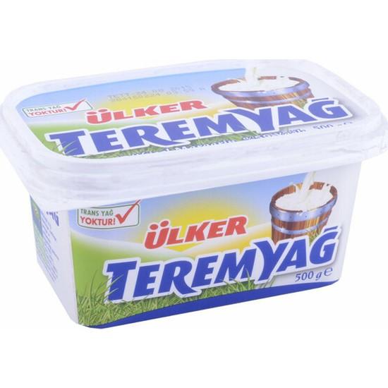 Ülker Terem Yağ Margarin Kase 500 Gr