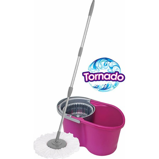 Parex Tornado Döner Başlıklı Temizlik Seti